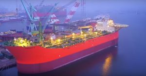Mariner B FPSO sets course for Scotland 300x158