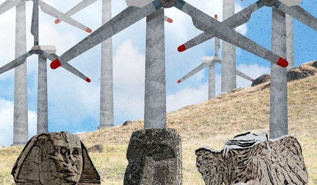 The trouble with wind farms