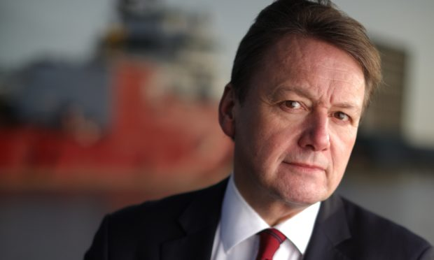 Courier Business Briefing: Forth Ports chief executive to outline his vision for Port of Dundee