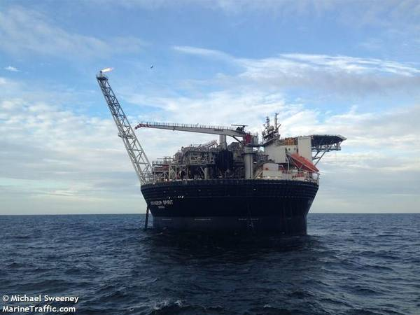 Premier Oil Files FPSO Removal Plan for North Sea Field