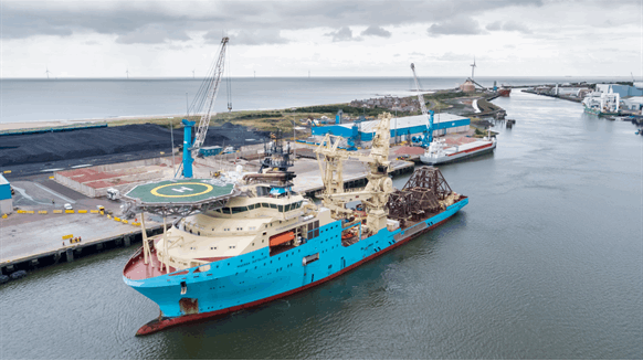 Tullow Awards Maersk Decom Bundled Project