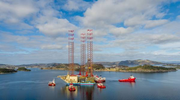 Aker BP Cleared to Use Maersk Invincible Rig for P&A at Valhall
