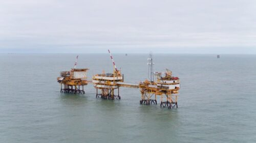 Watch: Neptune Energy completes safe removal of three Dutch North Sea platforms