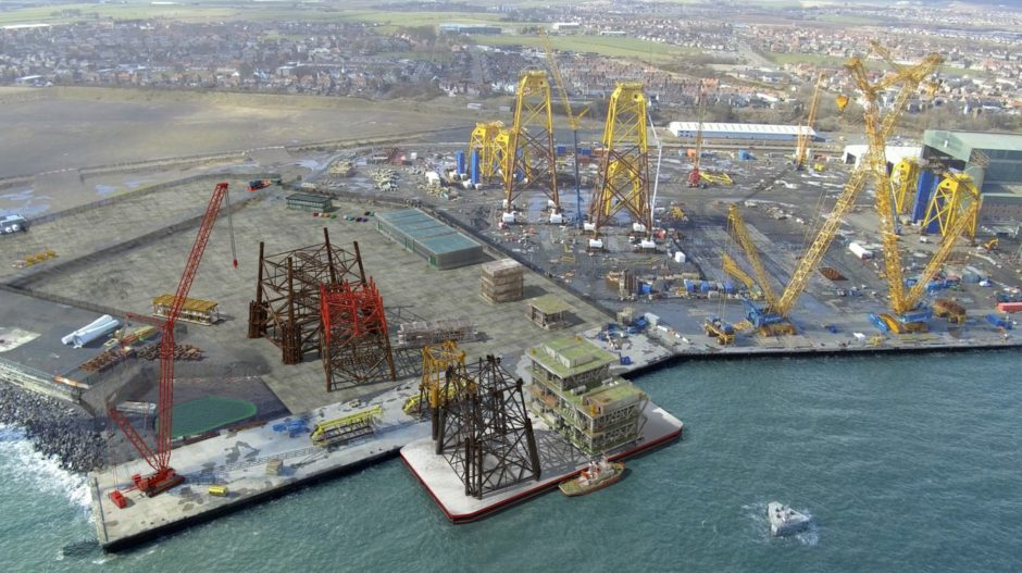 Six-figure boost for budding Fife decommissioning facility