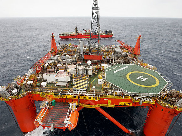 Ithaca approved to remove North Sea Anglia platform