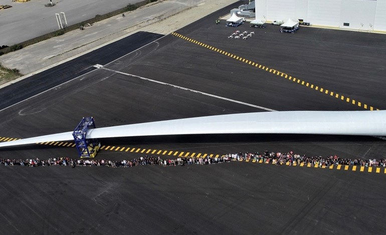 First 100% recyclable turbine blade project launched