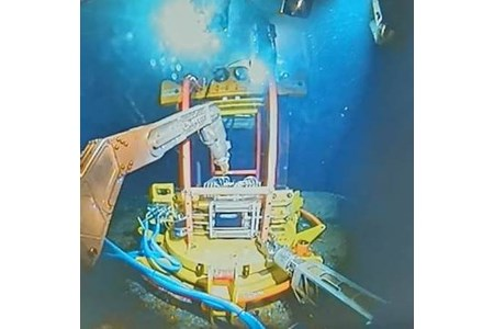 Enpro Subsea enables safe removal of 'attic' oil from Brent Bravo's concrete cells