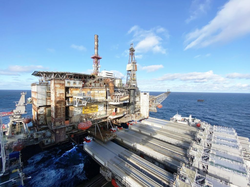 HMRC boosts projected decommissioning tax relief for oil firms by £1.1billion