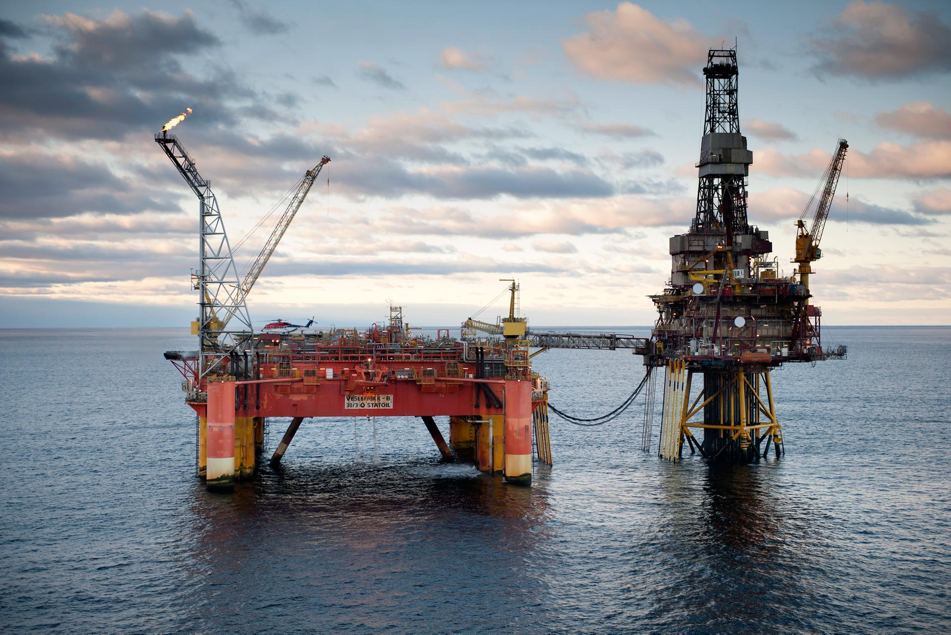 Well Plugging Starts in Pioneering North Sea Field