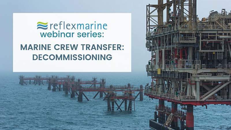 Reflex Marine Focused on Increasing Safety in Offshore Decommissioning