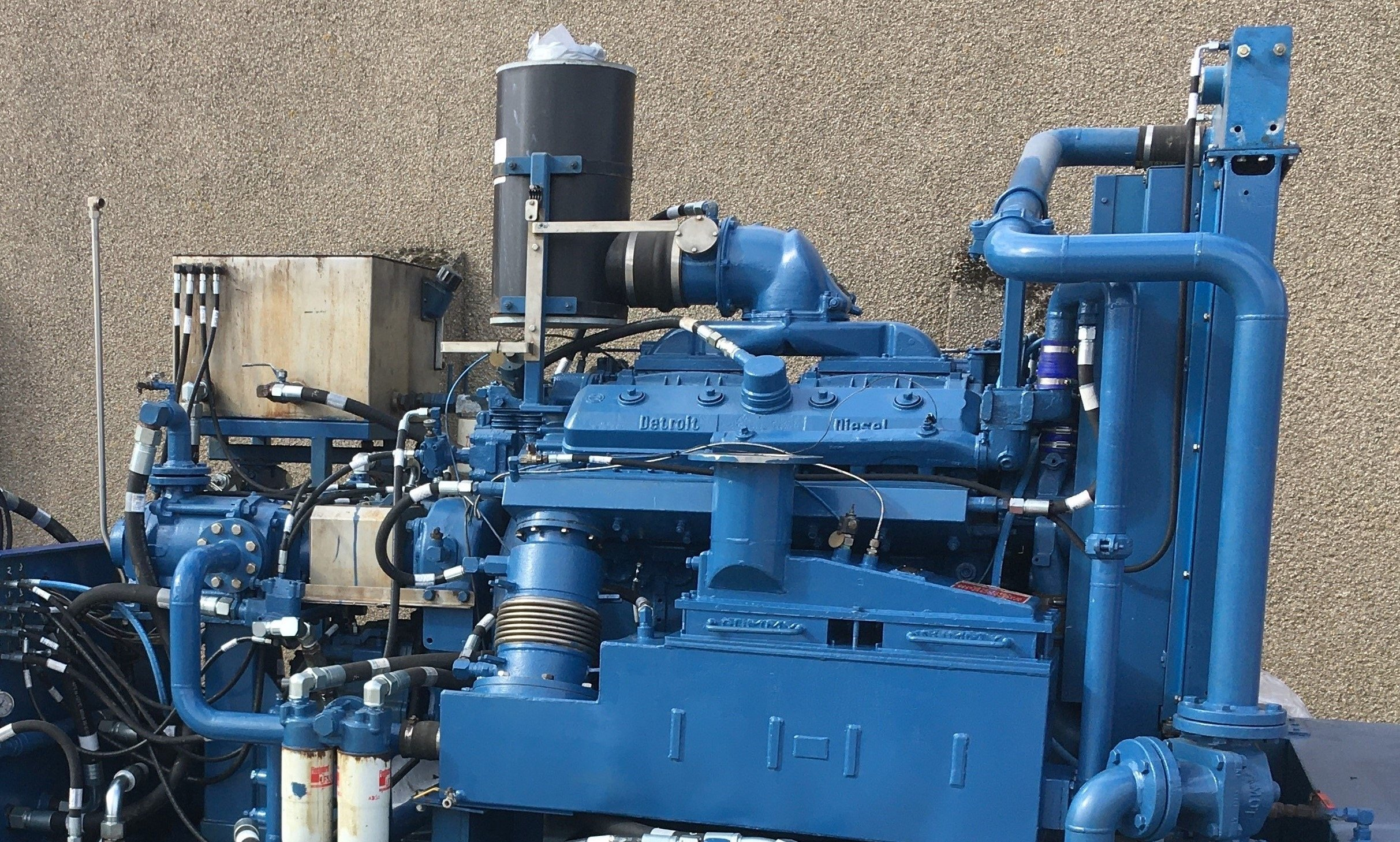 Hiretech Investment Adds Nitrogen Pumps To Rental Offering