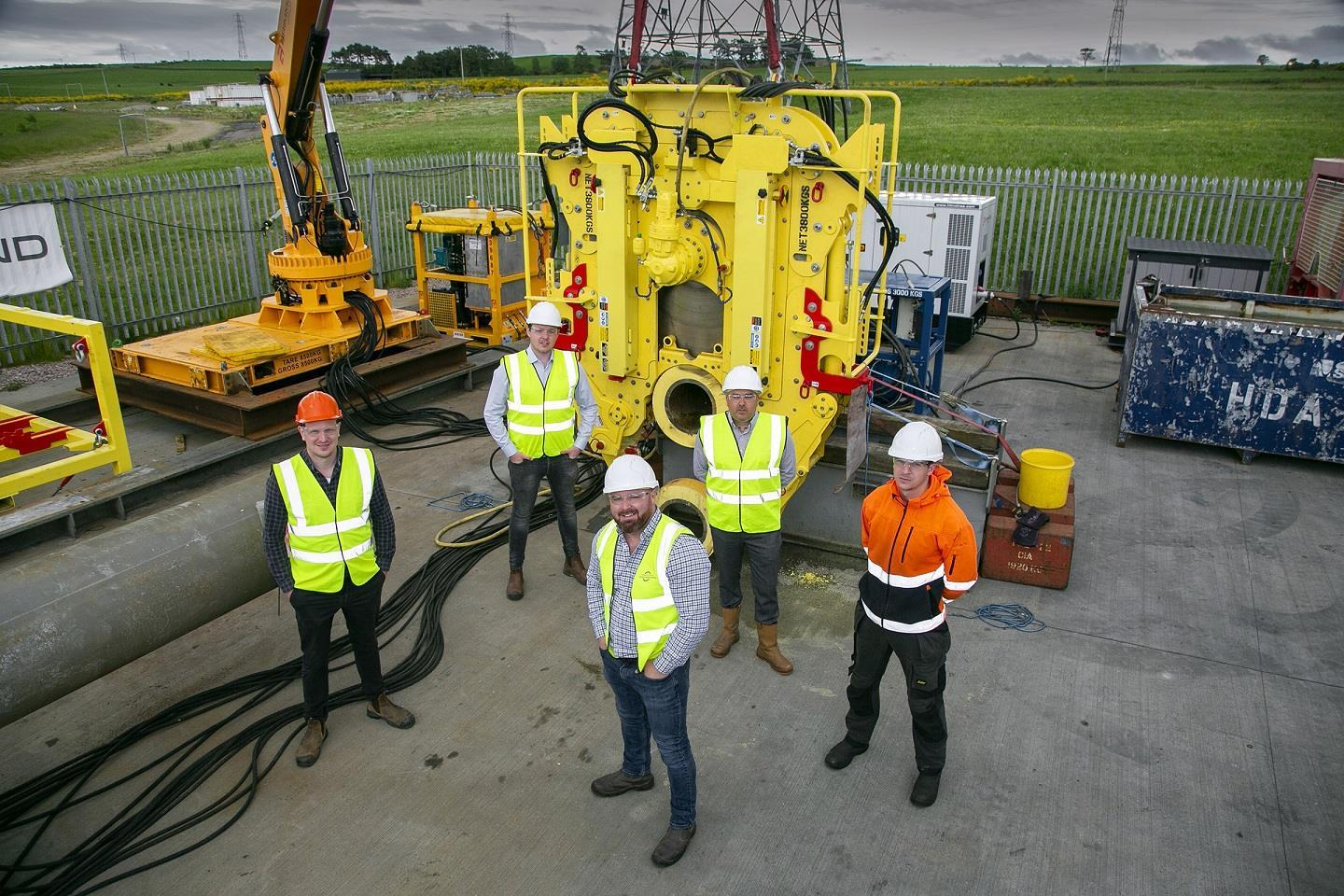Northern Irish firm Decom Engineering to expand operations with new Aberdeen base