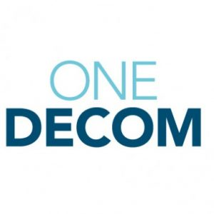 Group logo of OIL AND GAS DECOMMISSIONING